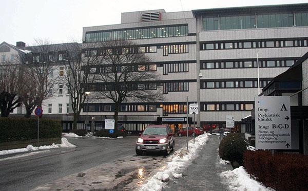 Haugesund sjukehus