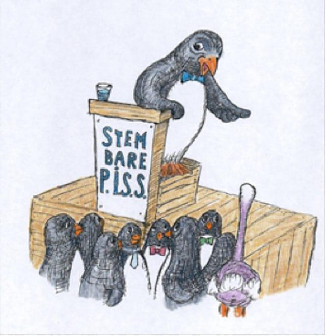 Fra barneboken «Macmåk i Ufysia», av Ingrid og Geir Hoff.