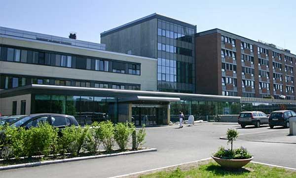 Bærum Sykehus.