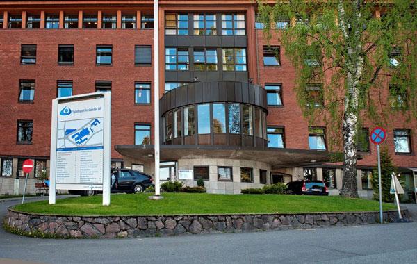 Gjoevik-sykehus