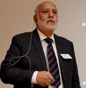 Magdy El-Sady fra Stord og UiB presenterte diagnostisk bruk av Roma III kriteriene for å stille diagnosen IBS.