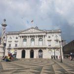 Det ærverdige rådhuset i Lisboa