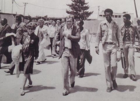 Addis Abeba, 1976
